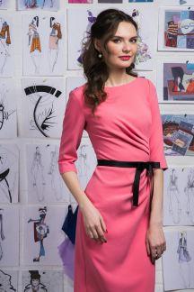 Платье Малиновый коктейль