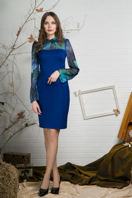 Платье Сапфировая мечта