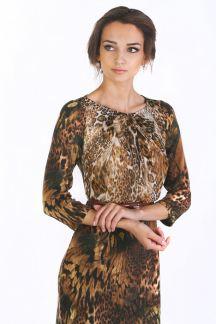 Платье Крылья бабочки