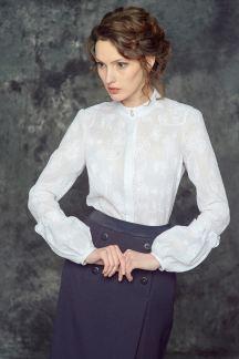 Блуза Белоснежный вальс