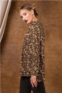 Блуза Попурри - М