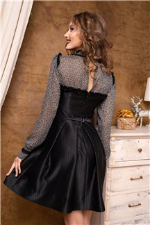 Платье Волнующий флёр - М