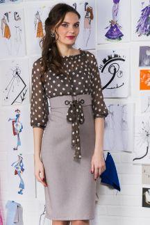 Платье Дымчатая фантазия