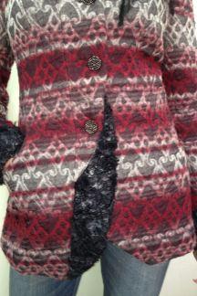 Куртка Мягкий кошенил