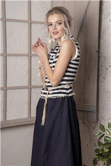 Платье Морская интрига