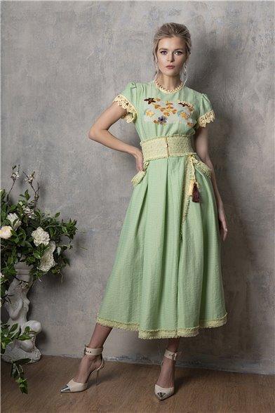 Платье Бержеретта