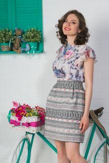 Блуза Цветочный сон
