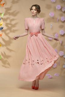 Платье Моя Мадлен (розовое)