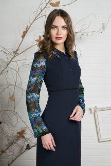 Платье Синяя полночь