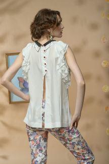 Блуза Ягодный зефир