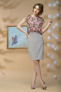 Платье Воздушный чертополох