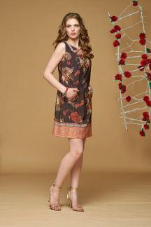 Платье Шоколадное пати