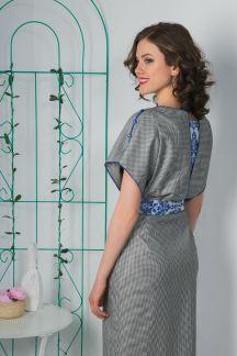 Платье Шахматная глазурь