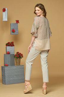Блуза Пряное саше