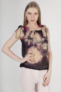 Блуза Розовый закат