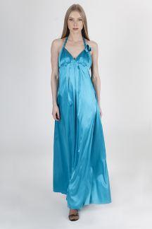 Платье Бирюзовая волна