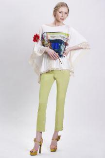 Блуза Мексиканский полдень