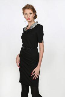 Платье Черный агат 1