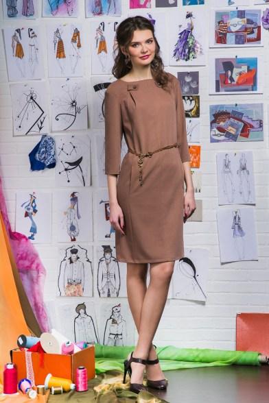 Платье Утренний гляссе