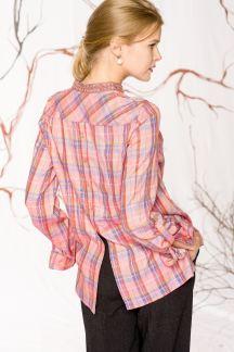 Блуза Розовая палитра
