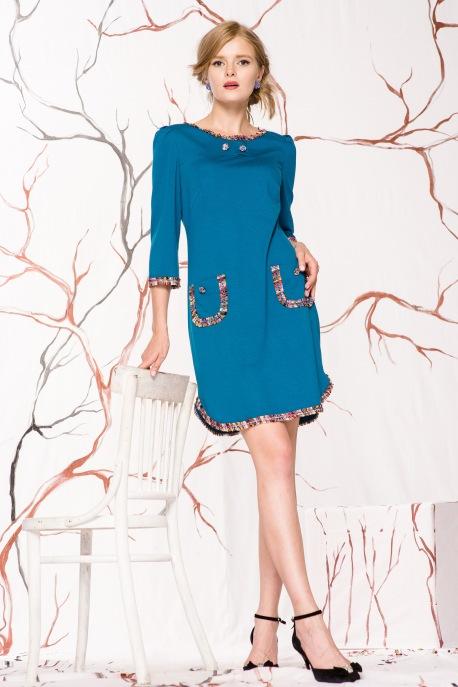 Платье Изумрудный вечер