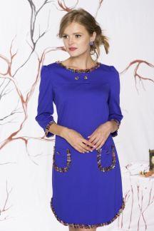 Платье Васильковый вечер