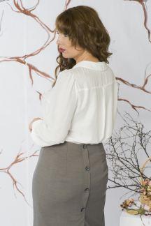 Блуза Жемчужная элегия-Муза