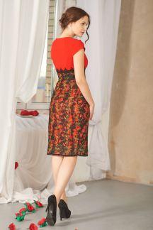 Платье Пламенная Элентари