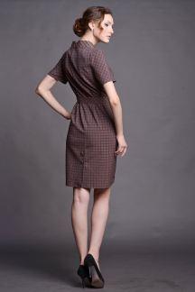 Платье Сарагонский рубин