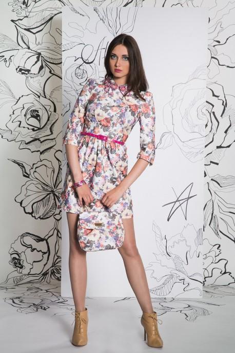 Платье Цветущий сад