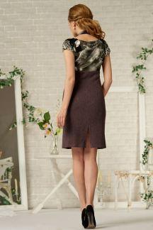 Платье Ежевичный вечер