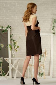 Платье Шоколадный фонтан