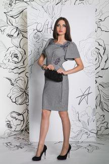 Платье Голландская роза