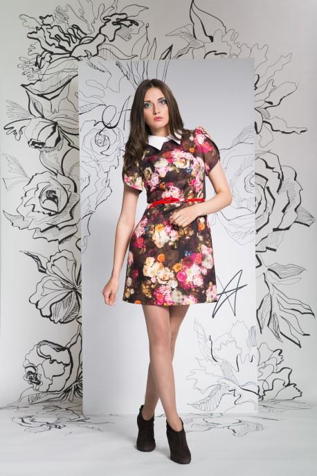 Платье Гламурное барокко