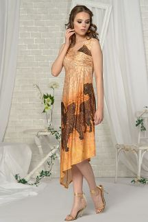 Платье Солнечное сафари