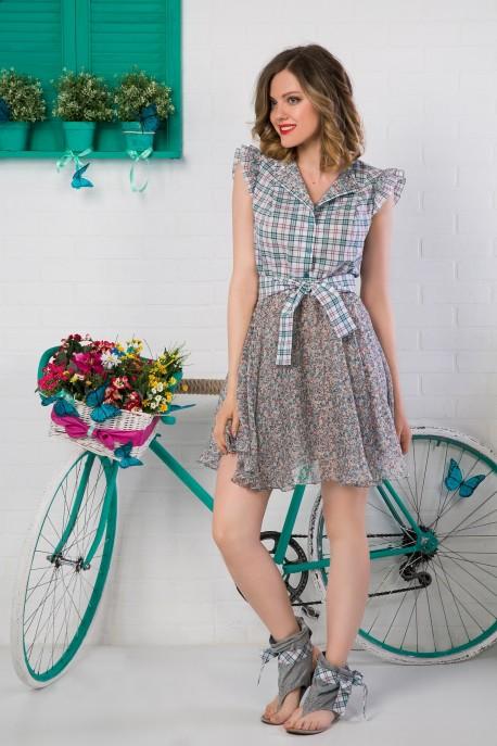 Платье  Мятный чай