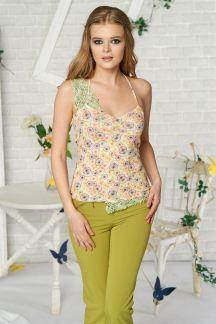 Блуза Солнеч.одуванчики