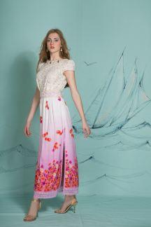 Платье Цветочная соната (цветы)