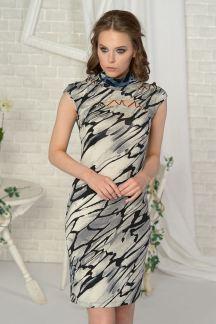 Платье Арктическое зорро