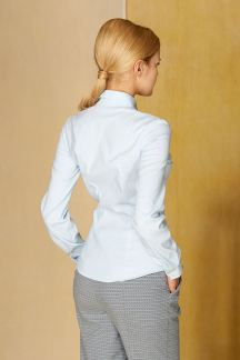 Блуза Небесная полоска
