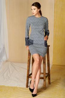 Платье Времена года