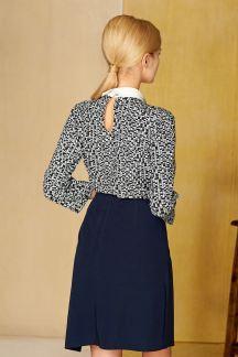 Блуза Завеса блаженства