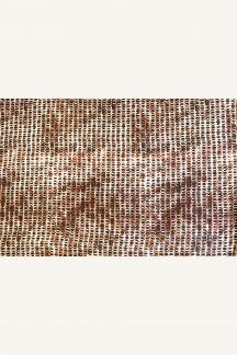 Платок дыхание Везувия(бордо) 93*93