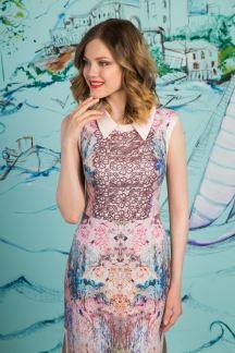 Платье Цветочное обольщение